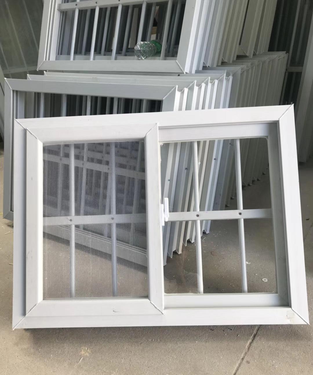 活动房门窗型材