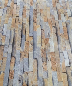 uv石塑板材安装